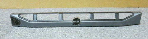 Dell 28CWJ PowerEdge R320 R420 R620 R630 1U Grey Front Bezel No Key Included